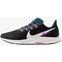 Nike Performance AIR ZOOM PEGASUS 36 Obuwie do biegania Stabilność black/summit white/valerian blue/vivid purple N1241A0T3