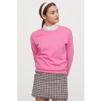 H&M Bluza 0677930002 Różowy/Love