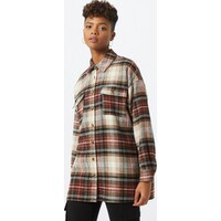 Noisy may Bluzka 'NMFLANNY L/S CHECK LONG SHACKET' NOI2705001000003