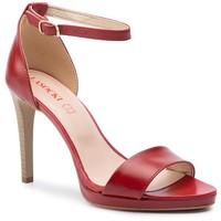 Sandały Lasocki 38827-03 Czerwony