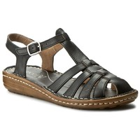 Sandały Lasocki D193 Czarny