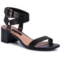 Sandały Gino Rossi V118-85-3 Czarny