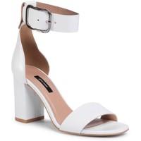 Sandały Gino Rossi DNI978-SUI Biały