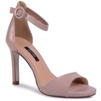 Sandały Gino Rossi CEUTA-01 Różowy jasny