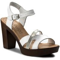 Sandały Lasocki 2025-02 Biały
