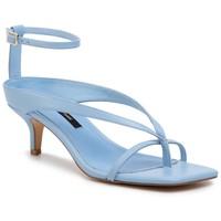Sandały Gino Rossi 119AL4717 Niebieski