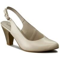 Sandały Lasocki 1092-03 Beżowy