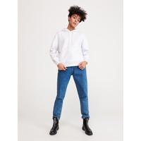 Reserved Bluza z bawełny organicznej YA404-09M