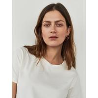 Reserved T-shirt z bawełny organicznej YL291-01X