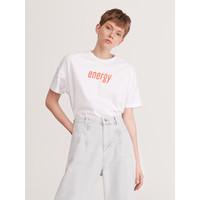 Reserved T-shirt z napisem YG393-00X