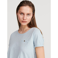 Reserved Gładki T-shirt basic YJ298-05X