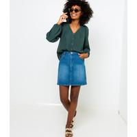 Camaieu Spódnica jeansowa 531579_1402E20/1402/FSTRAIGHT INDIGO