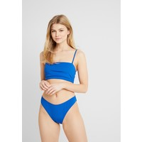 Monki BECKY BANDEAU AND NILA BRIEF BEACHWEAR DROP SET Bikini blue quality MOQ81L00J