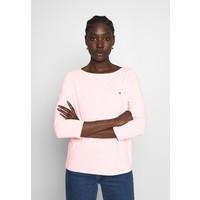 Tommy Hilfiger CLASSIC BOAT Bluzka z długim rękawem pale pink TO121D0FH