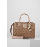 Guess BRITTA SMALL SOCIETY SATCHEL Torebka multicolor