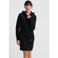 Superdry ORANGE LABEL Sukienka letnia black SU221C0HH