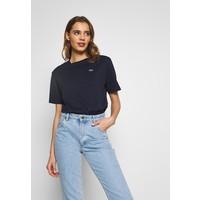 Lacoste DAMEN RUNDHALS T-shirt basic navy blue LA221D05F