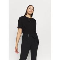 Oasis Curve FORMAL STEP HEM TEE T-shirt basic black OA521D004