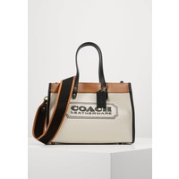Coach WITH BRANDING FIELD TOTE Torebka light saddle COH51H0A3