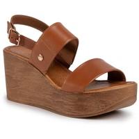 Sandały Lasocki 2223-01 Brązowy