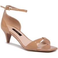 Sandały Gino Rossi V222-115-1 Beżowy