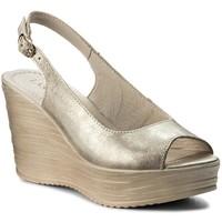 Sandały Lasocki 2121-01 Złoty