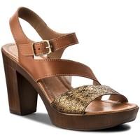 Sandały Lasocki 2025-04 Camel