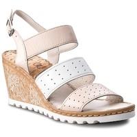 Sandały Lasocki H683 Różowy jasny