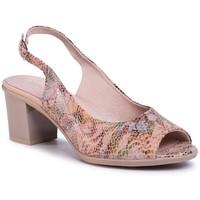 Sandały Lasocki 0560-04A Beżowy