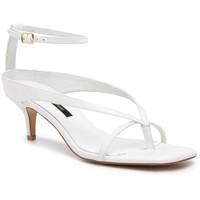 Sandały Gino Rossi 119AL4717 Biały