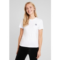 Tommy Hilfiger EMBROIDERY TEE T-shirt basic white TO121D0FX
