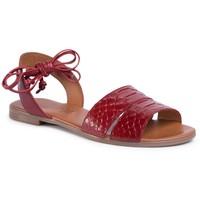 Sandały Lasocki RST-ARENA-10 Czerwony