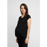 New Look Maternity NURSING WRAP TEE 2PACK T-shirt z nadrukiem black N0B29G057