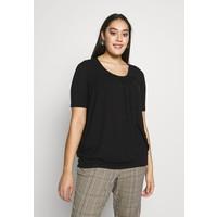 Vero Moda Curve VMHONEY TEE CURVE T-shirt basic black VEE21D014