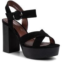 Sandały Jenny Fairy WYL2066-1 Czarny
