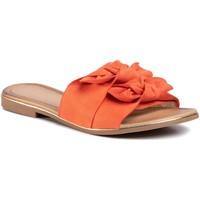 Klapki Jenny Fairy WS2590-32 Pomarańczowy