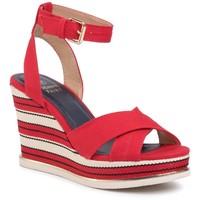 Sandały Jenny Fairy LS5188-04 Czerwony