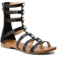 Sandały Jenny Fairy WM1701-2 Czarny