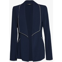 Wallis DIAMANTE TRIM JACKET Żakiet navy WL521G04K
