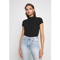 New Look TURTLE BODY 2 PACK T-shirt basic black NL021D0L6
