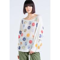 Monnari Luźny ażurowy sweter 20W-QNS0320-K015