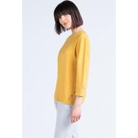 Monnari Prosty sweter z guziczkami 20W-QNS0150-K002