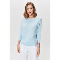 Monnari Delikatnie prążkowany sweter FEM-20W-BLS65131-K50X