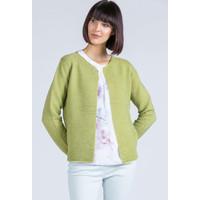 Monnari Prążkowany, połyskujący sweter 20L-QNS0770-K008