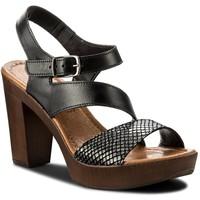 Sandały Lasocki 2025-04 Czarny