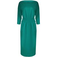 Monnari Prosta wizytowa sukienka z wiązaniem FEM-64426-67X