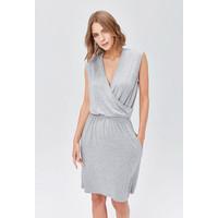 Monnari Krótka sukienka bez rękawów FEM-20W-DRK64806-K90M
