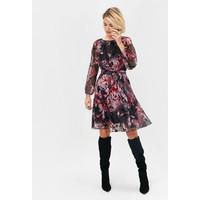 Monnari Zwiewna sukienka w cętki FEM-19J-DRW64565-KMLC