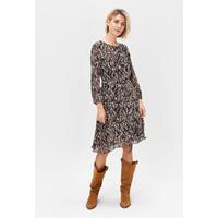 Monnari Zwiewna sukienka w cętki FEM-19J-DRW64565-K99X