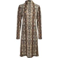 Monnari Sukienka z półgolfem FEM-19J-DRK65275-K08X